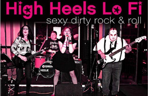 Group logo of High Heels Lo Fi